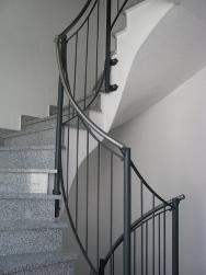 Treppe Innen